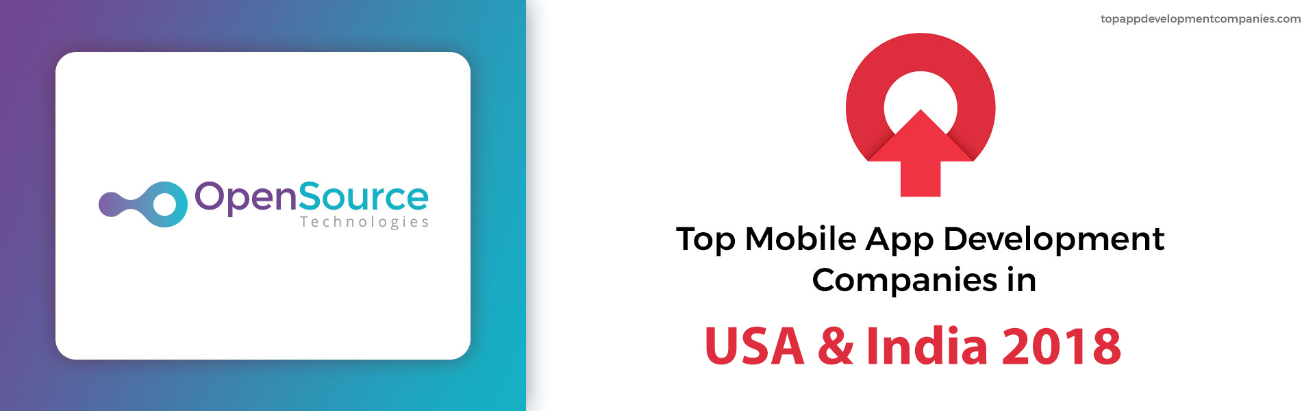Top 10 Mobile App Development Companies in USA & India 2018