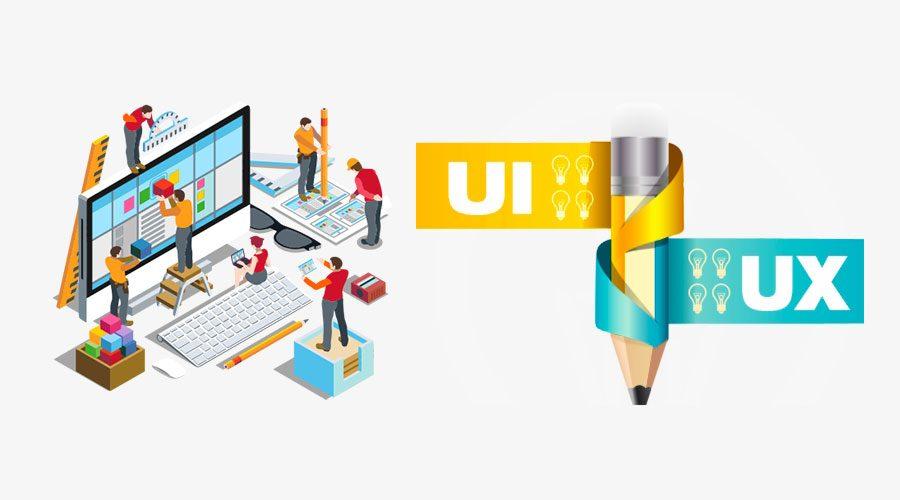 ux & ui designing