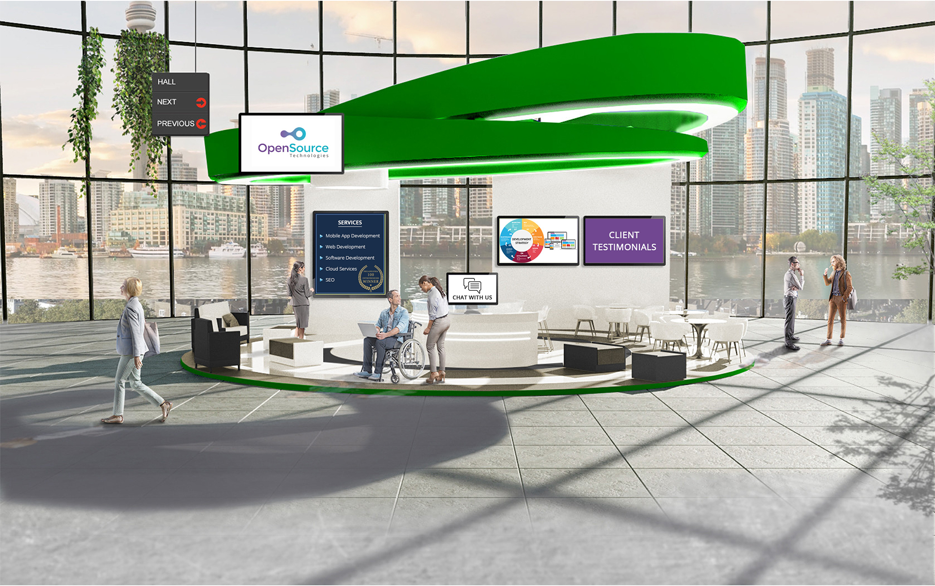 OpenSource Technology to Attend the 2020 National Virtual Small Business Expo in September 29th, 2020