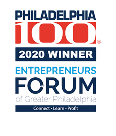 OpenSource Technologies is Ranked a Top 100 Growing Business Award from the Philadelphia Entrepreneurs Forum for a 2nd consecutive year