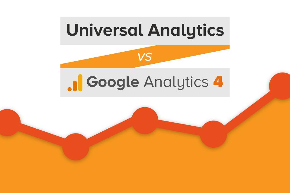 Decoding the Differences Between Google Analytics 4 (GA4) and Universal Analytics