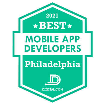 OpenSource Technologies Inc. Named Best Mobile App Developer in Philadelphia  by Digital.com