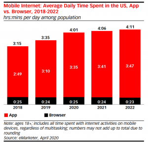 Monile Internet Usage Survey
